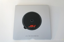 JYJ The Beginning album CD from special limited edition