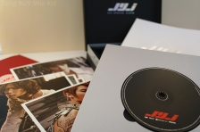 The Beginning JYJ CD photobook photo cards special edition 99,999