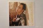 The Beginning photocard 13 Park Yoochun Yuchun eyeliner guyliner long hair black and silver