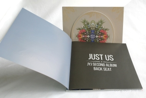 Just Us album photo book inside show pictures sample