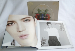 Just Us Jaejoong photo book