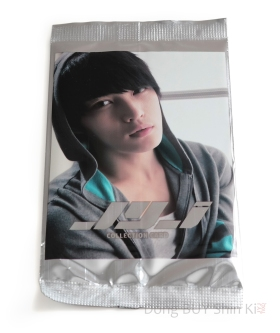 JYJ Collection Card pack with 6 Jaejoong
