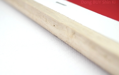 Canvas frame without the pin