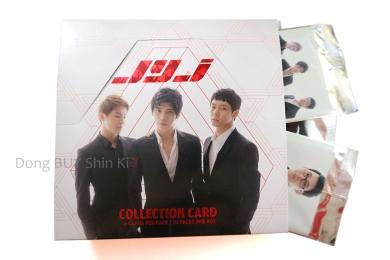JYJ photo cards