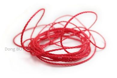 red Christmas thread