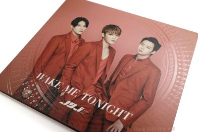 JYJ Wake Me Tonight cover Jaejoong Yoochun Junsu Kpop 2015 red marsala