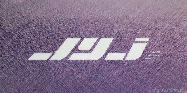 JYJ white logo clear file folder Jaejoong+Yoochun+Junsu