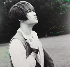 Jejung Jaejoong HERO colors JaeChun