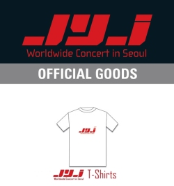 CJeS official Worldwide concert in Seoul t-shirts