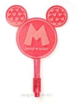 Micky Yuchun lightstick red light stick fan support Yoochun Mickey Mouse