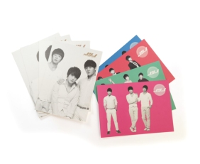 JYJ fanmeeting postcard group and solo 2011 fan meets tour Lotte featured