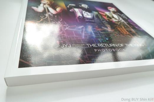 JYJ photobook 2014 Asia Tour Concert Jaejoong Yuchun Xia Junsu