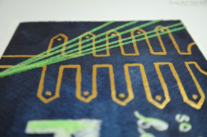 Kpop DIY TVXQ dark blue uniforms with golden stripes Tokyo Dome performance 2009