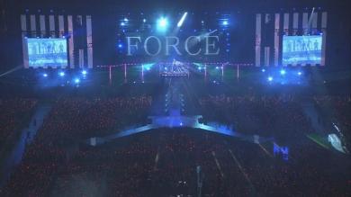 TVXQ Tohoshinki Tokyo Dome Force Cassiopeia
