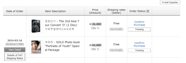 11st order Kpop TVXQ 2nd asia tour concert o park yoochun photobook portraits of youth