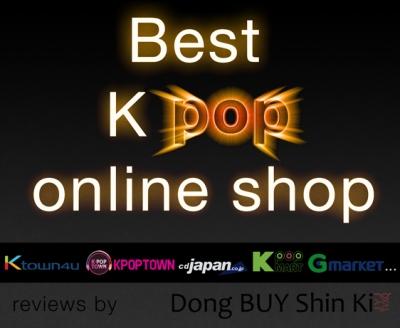 Best Kpop online shop review DongBUYShinKi